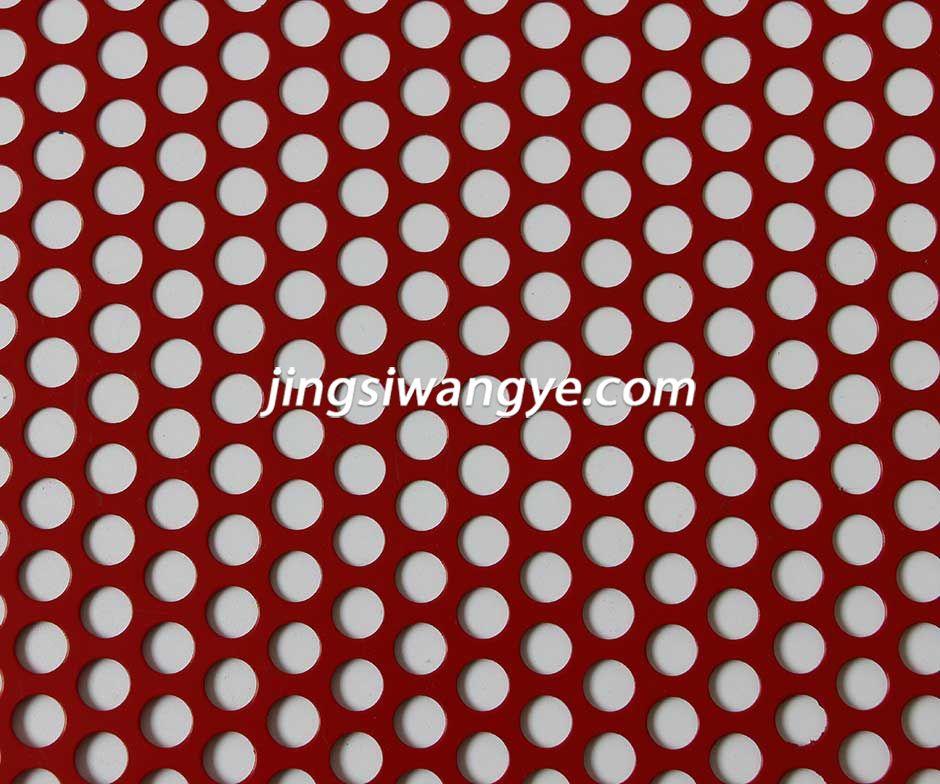圆形冲孔网