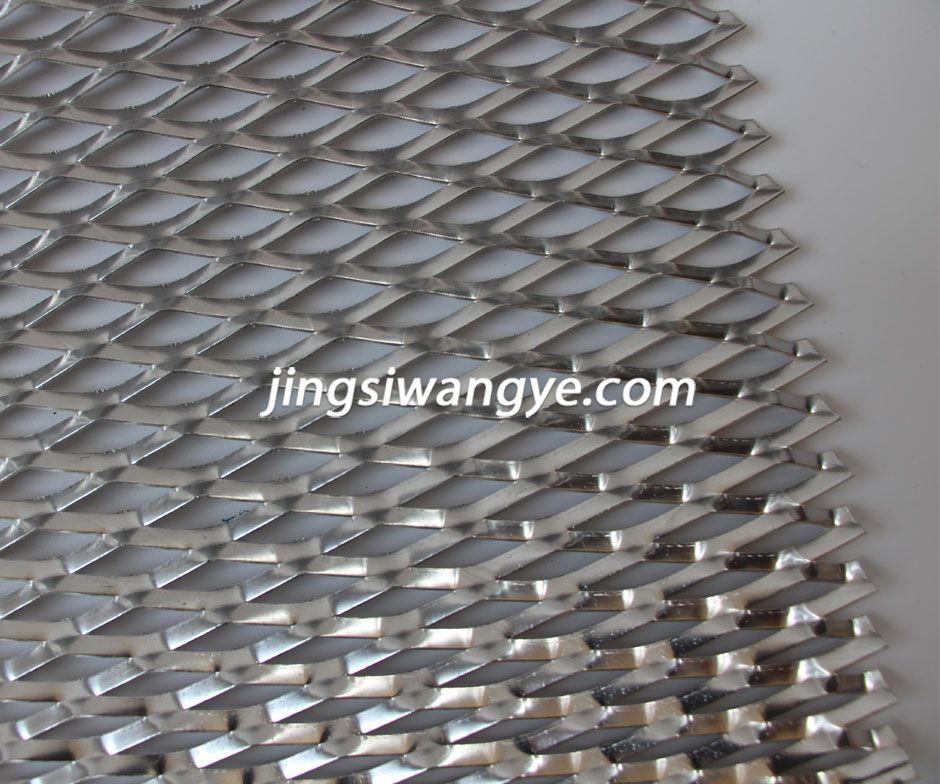 隔断墙用铝板网