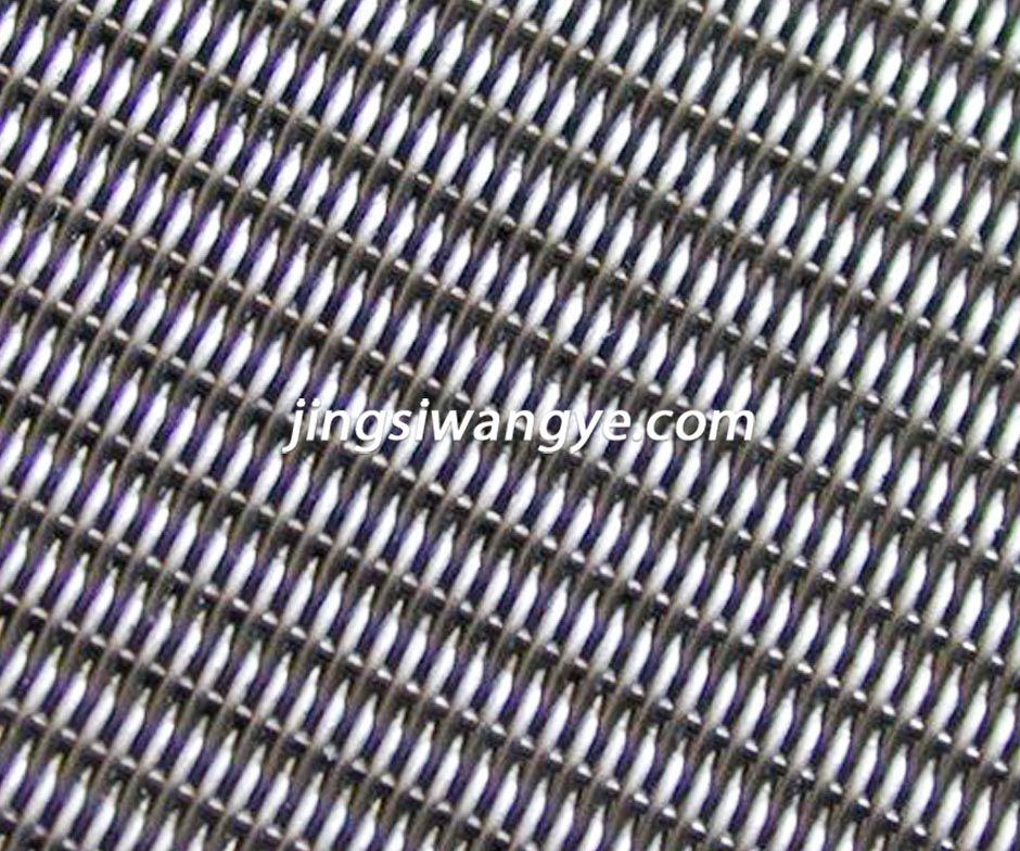 编织不锈钢网